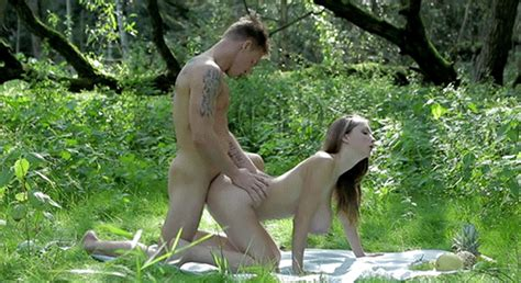 Incestuous Creampie My Brother And I Love To Take A Picnic Blanket Into The Woods And Then Do