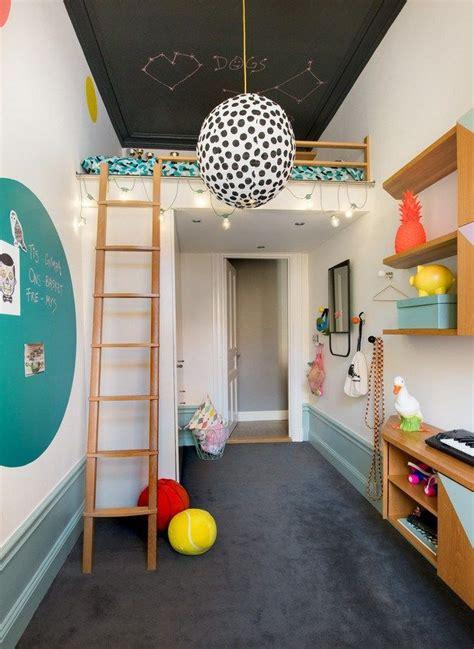 amenager une chambre d enfant les 25 meilleures id 233 es de la cat 233 gorie lits mezzanine sur