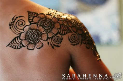 henna design shoulder sarahenna premium bridal henna kirkland wa wedding beauty