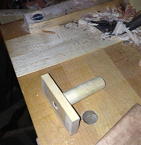bench dogs woodworking a quick woodworking tip shop made bench stop with a new