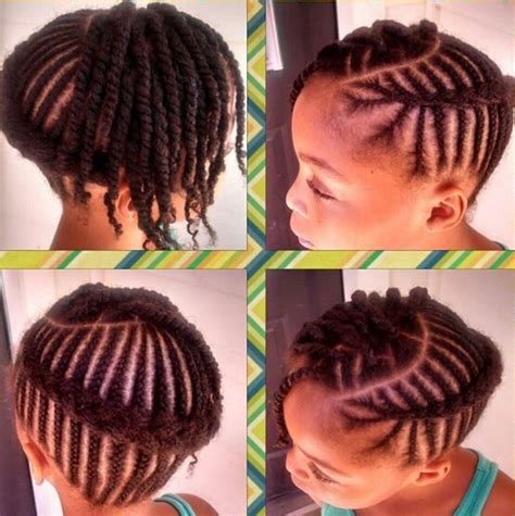 hairstyles that invilve braids foogle children s braid styles black hair google search