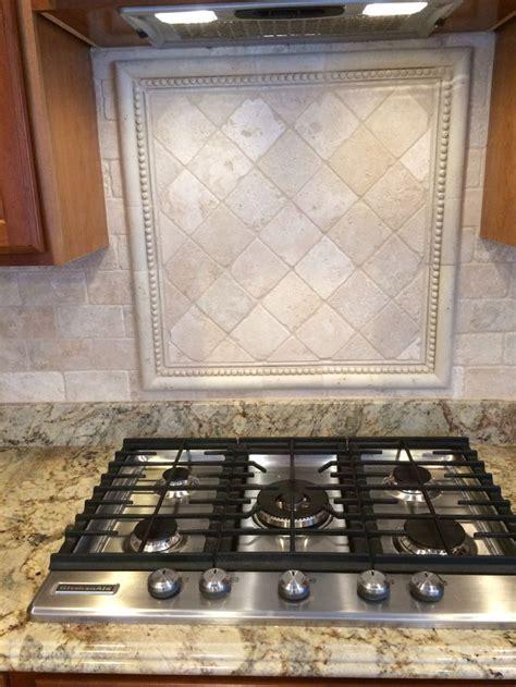 stone subway tile backsplash 1000 images about back splash ideas on pinterest