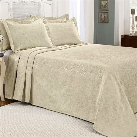 patterned coverlet claire floral matelasse bedspread bedding