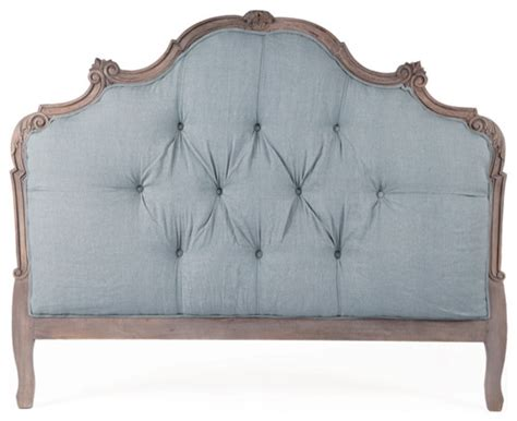 carved headboards carved wooden linen headboard traditional headboards by cox cox