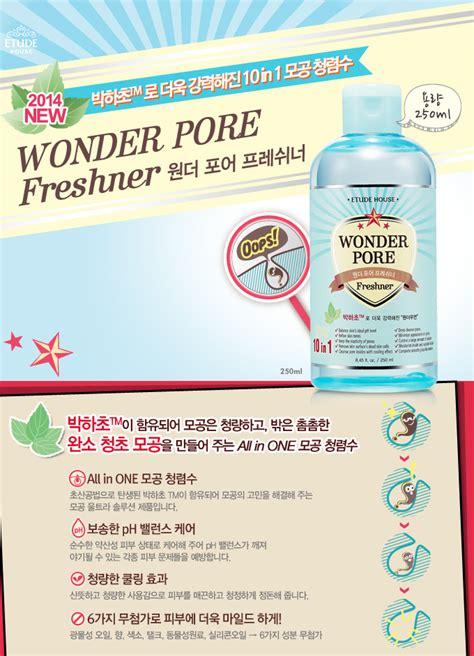 Etude House Pore Freshner 50ml etude house pore freshner 10in1 new