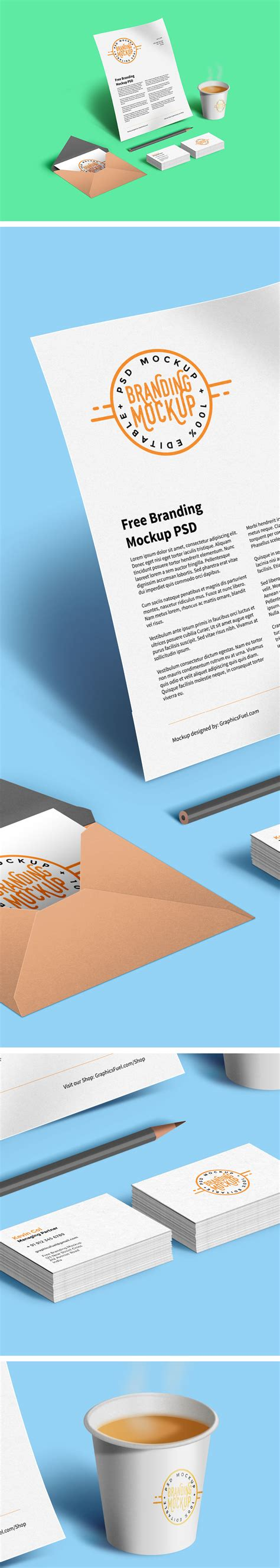 branding layout free download 35 best branding identity stationery psd mockups
