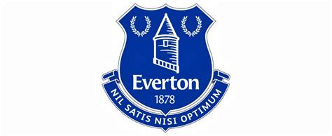 everton unveil  club crest footy headlines