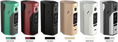Device Mod Vape Vapor Wismec Rx23 reuleaux rx2 3 wismec electronics co ltd