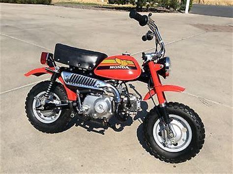 honda 50 motorbikes for sale 1978 honda z 50 motorcycles for sale