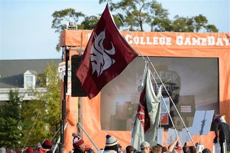 college gameday november 9 2013 ol crimson booster club