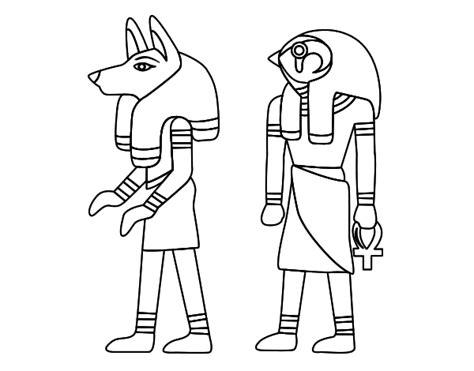 imagenes egipcias para niños dibujo de esfinges egipcias para colorear dibujos net
