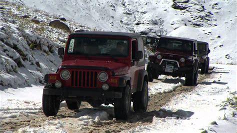 jeep jamboree jeep jamboree in ouray colorado hd video youtube