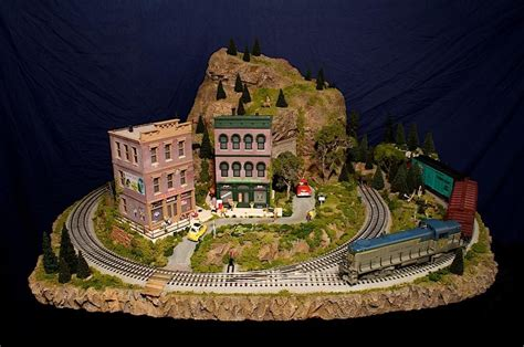 pizza jard n pizza layouts o gauge railroading on line forum garden