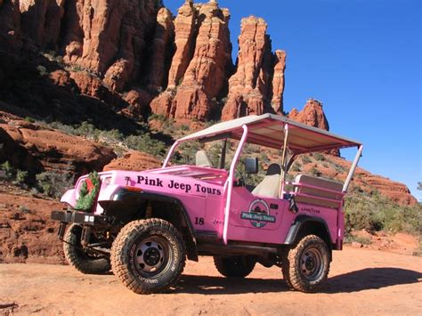 Pink Jeep Broken Arrow Tour Pink Jeep Broken Arrow Tour Sedona Arizona