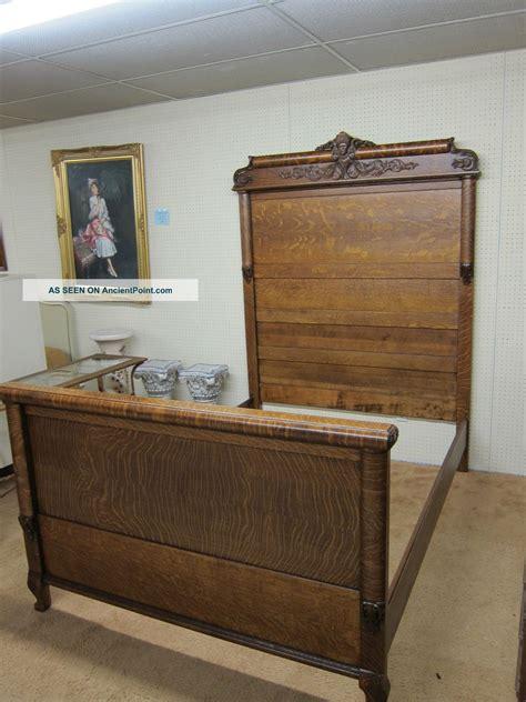 Antique Oak Bedroom Furniture Antique Oak Queen Size Bedroom Set Harp Gallery Antique Furniture