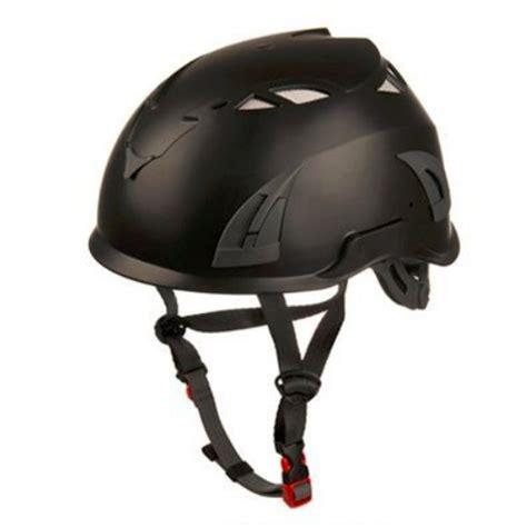 Helm Panjat Tebing jual climb helm ranger black murah alat panjat tebing