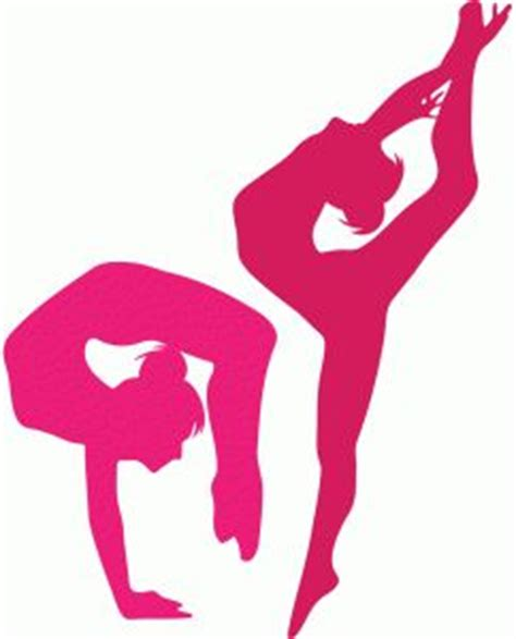 printable gymnastics stencils 41 best images about acro shadows on pinterest gymnasts