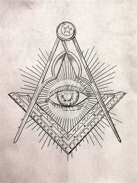 free mason tattoo 17 best images about compasses eye compass squares and