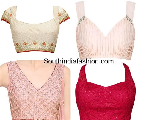neck designs 100 blouse designs best stunning saree blouse