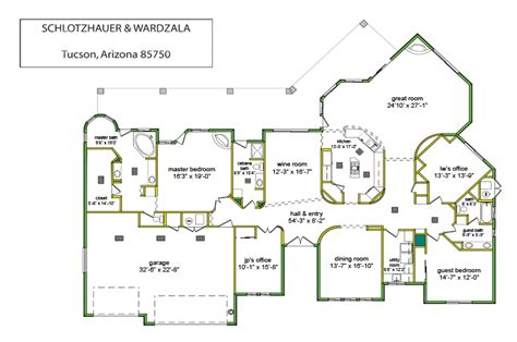 kenya 5 bed floor plans studio design gallery best