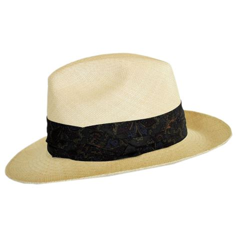 pug hat capas headwear paisley 3 pleat pug hat band hat bands