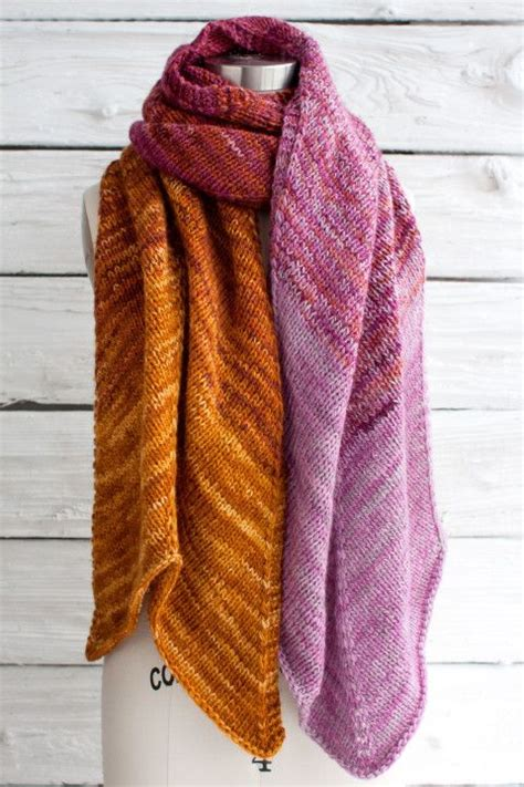 Uruguay Scarf pradera wrap by jocelyn j tunney in manos uruguay clara available as a free