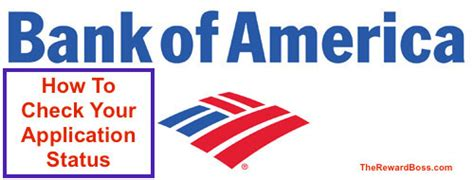Bank Of America Technology Mba Leadership Development Program by Check Your Bank Of America Credit Card Application Status