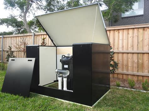 Covers Brisbane by Pool Covers Brisbane Pool Filter Enclosures The