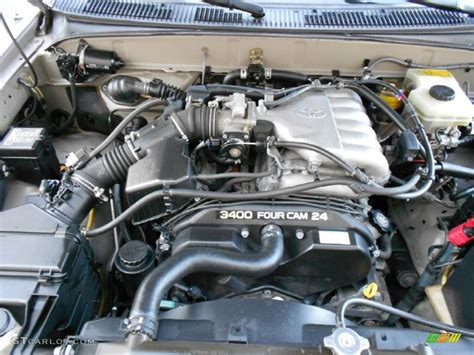 Toyota 4runner Engine 2001 Toyota 4runner Sr5 Engine Photos Gtcarlot