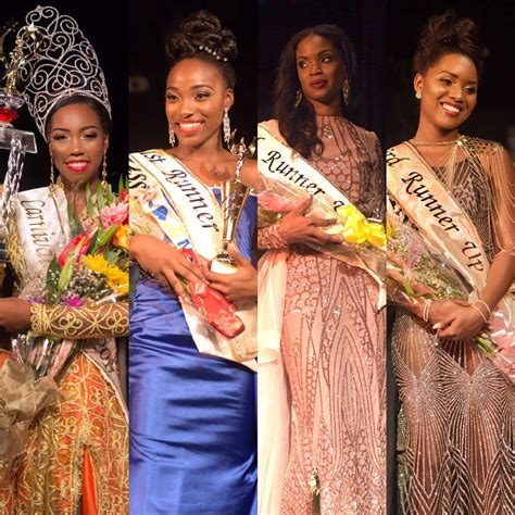 chancy crowned carnival queen  caribbean press releases