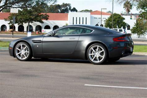 2007 Aston Martin Vantage Price by Purchase Used 2007 Aston Martin Vantage In Coalinga
