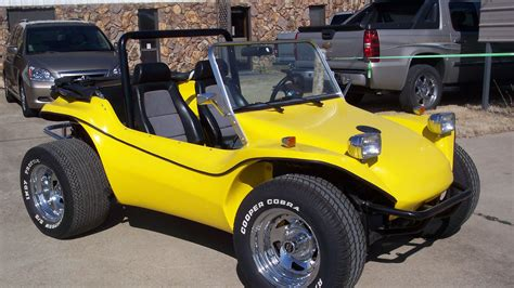volkswagen buggy yellow 2000 volkswagen dune buggy s19 kansas city 2009