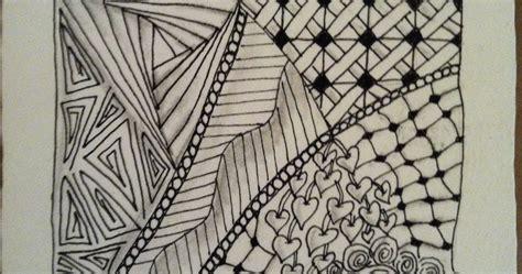 Zentangle No Boundaries celebrate possibilities zentangle challenge 23