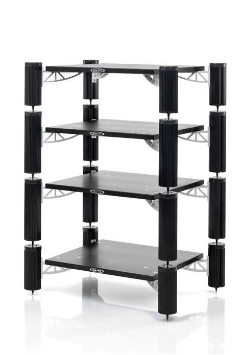 Solid Rack by Solid Tech Hybrid Rack 4 Shelfs Kaufen Bei Hifisound De