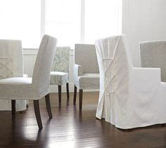pottery barn dining chair slipcovers 1000 images about pottery barn williams sonoma on