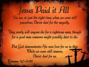 all for the of the precious blood of