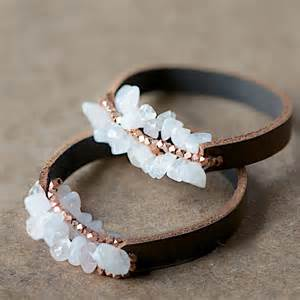 how to make leather jewelry 10 diy jewelry tutorials liz molnar gallery