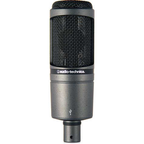 Audio Technica At2020 Usb audio technica at2020 microphones