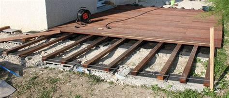 terrasses d aussieres 2010 construction dune terrasse en bois composite terrasses