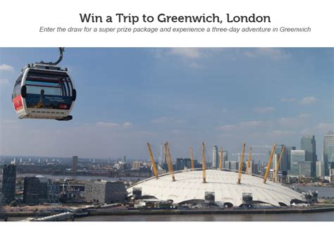 Win A Trip Sweepstakes - visitlondon com win a trip to greenwich sweepstakes morning bubbles
