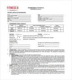 membership templates contract template 9 free documents in pdf