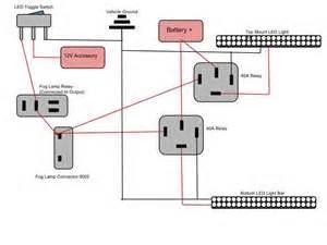 led light bar wiring diagram led light bar install on gr wrx page 2 subaru wrx forum