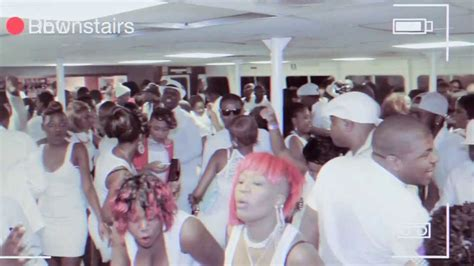 party boat baltimore the all white annual boat party 2013 youtube