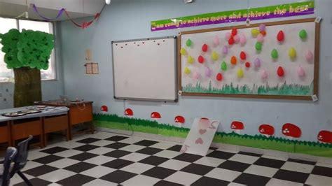 Pajangan Dinding Lucu gambar hiasan dinding kelas tk yang kreatif menarik dan