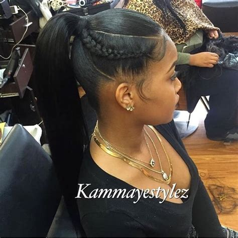 half hairstyles for black blackhairlab 25 best ideas about weave ponytail hairstyles on