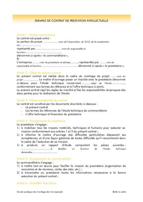 Contrat Cadre Prestation De Service Contrat Cadre Prestation De Service 28 Images Contrat De Prestation De Services Sap Agrement