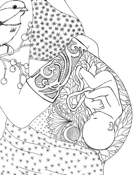 beautiful japanese prints coloring book s fashion and lifestyle in japanese books free pregnancy coloring pages