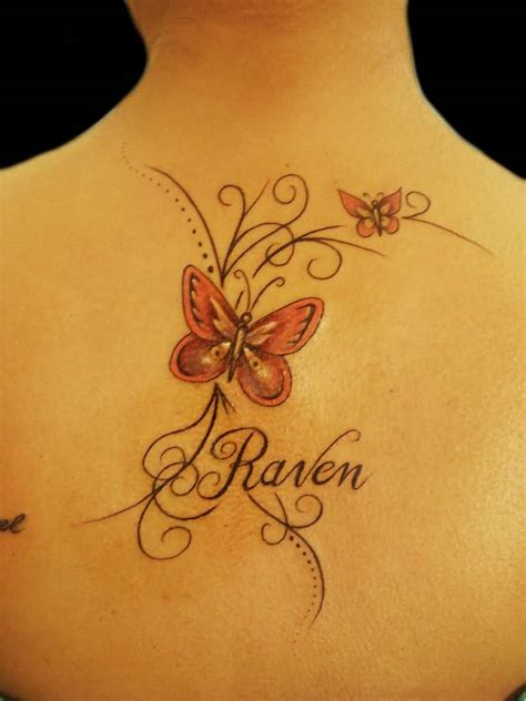 cute lower back butterfly tattoo 70 butterfly tattoos collection