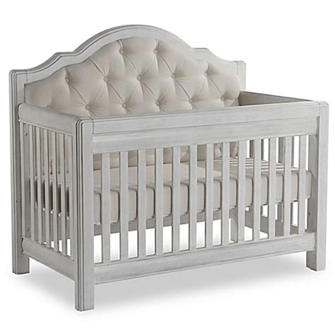 Antique White Convertible Crib Pali Cristallo Forever 4 In 1 Convertible Crib In Vintage White Buybuy Baby