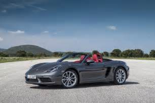 Boxster Porsche Porsche 718 Boxster Review And Rating Motor Trend